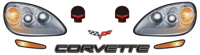 Corvette For Sale >> 2012 CHEVY CORVETTE HEADLIGHT KIT