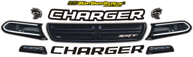 Dodge Charger RT Stripes Decals - Bing images