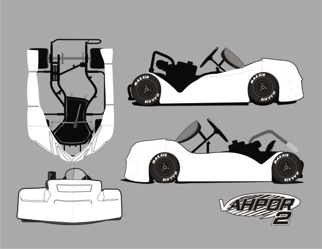Gkg Flat Kart